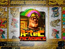 Играть в онлайн казино в Сокровище Ацтеков
