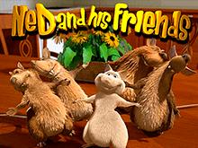 Игровой онлайн автомат Нед И Его Друзья
