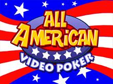 Игровой онлайн-автомат Американский Покер