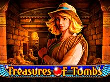 Сокровища Гробницы – игровой онлайн-автомат