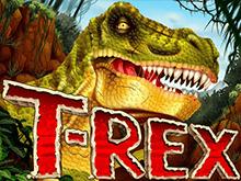 Онлайн автомат T-Rex